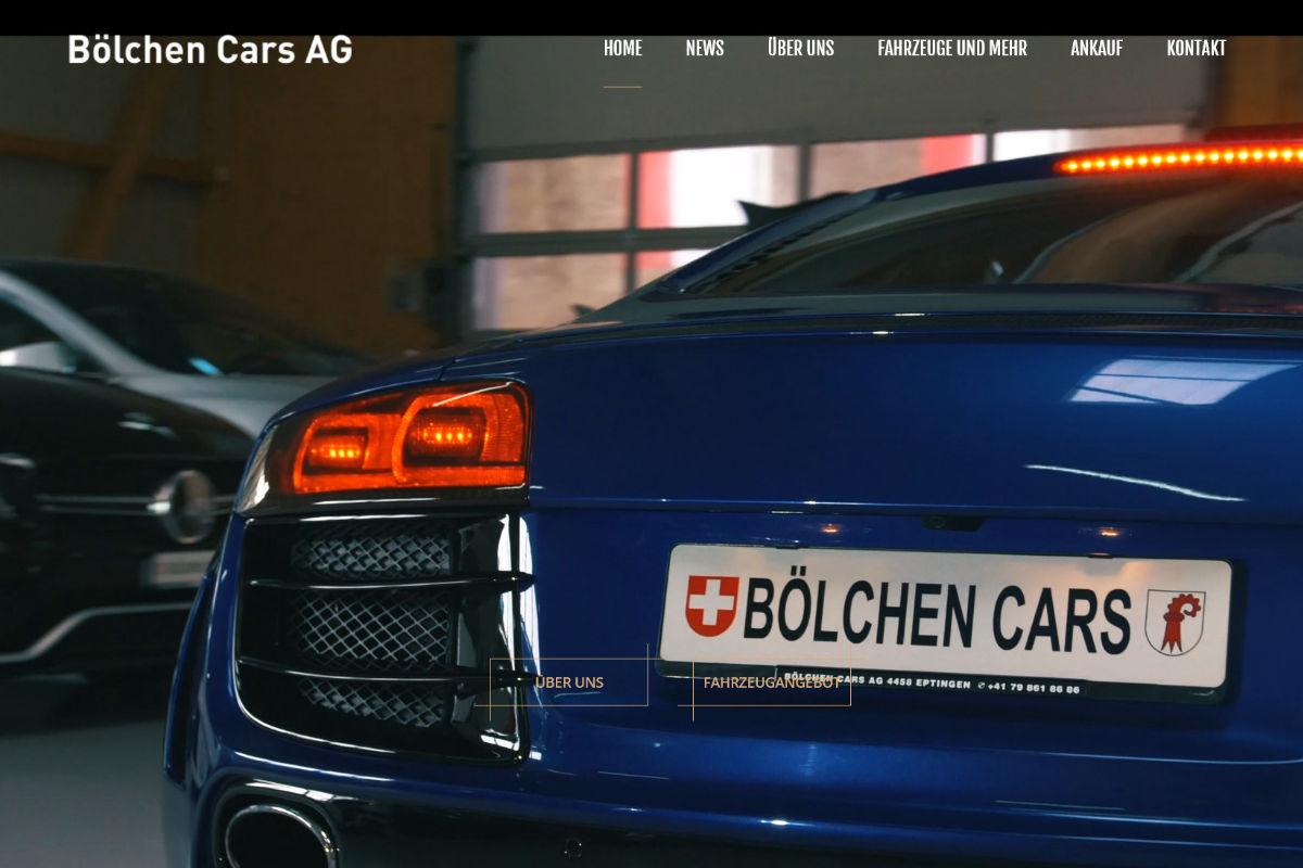 Bölchen Cars AG, Schweiz