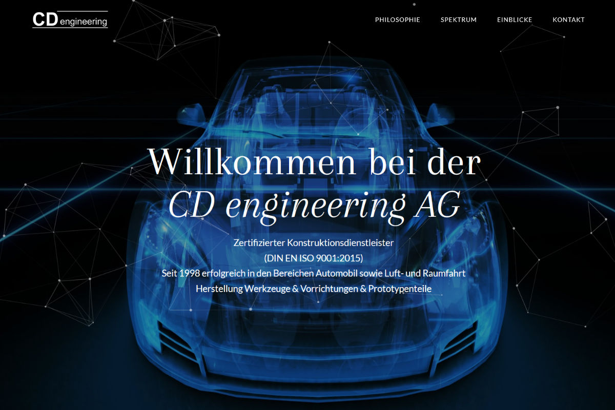 CD engineering AG, Jettingen-Scheppach