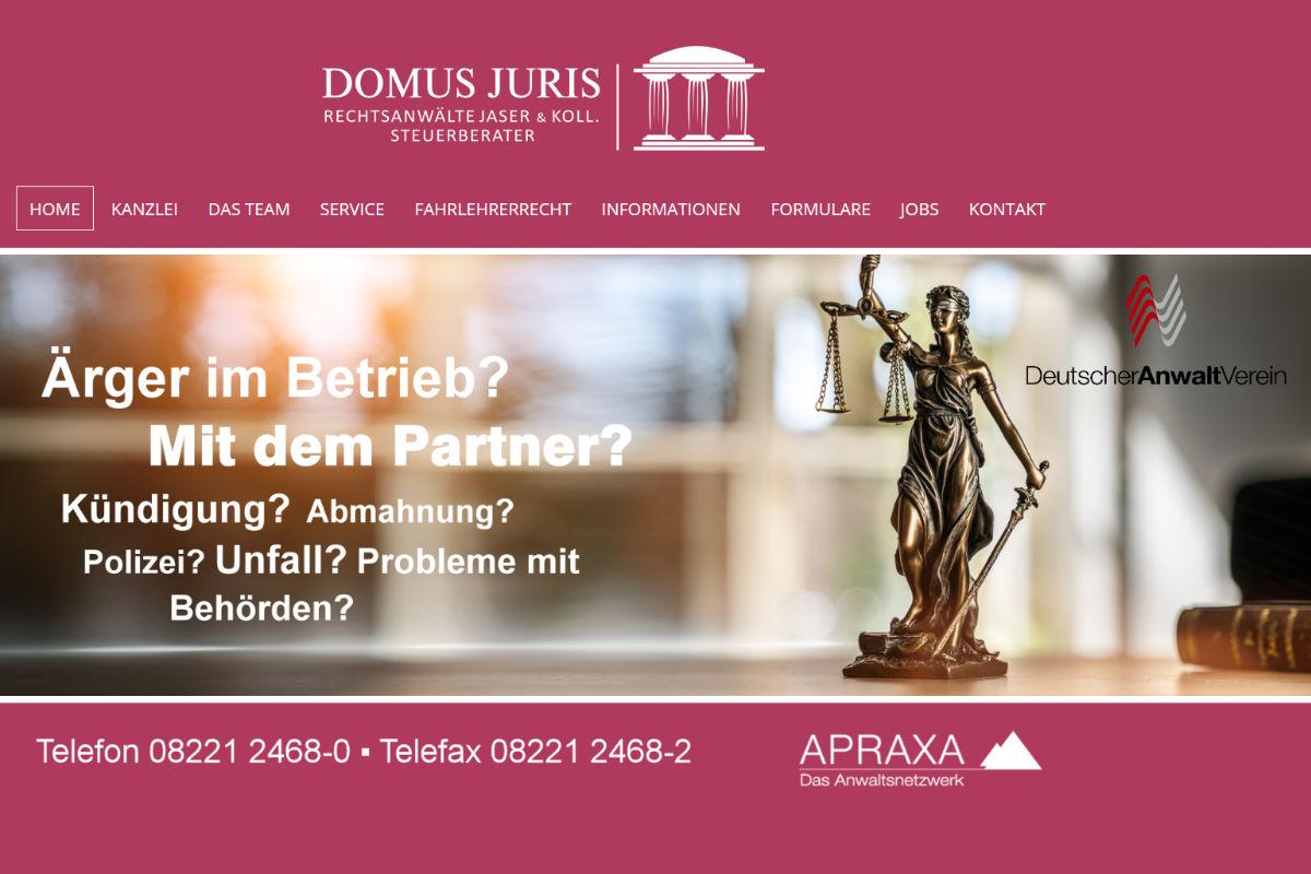 DOMUS JURIS, Günzburg