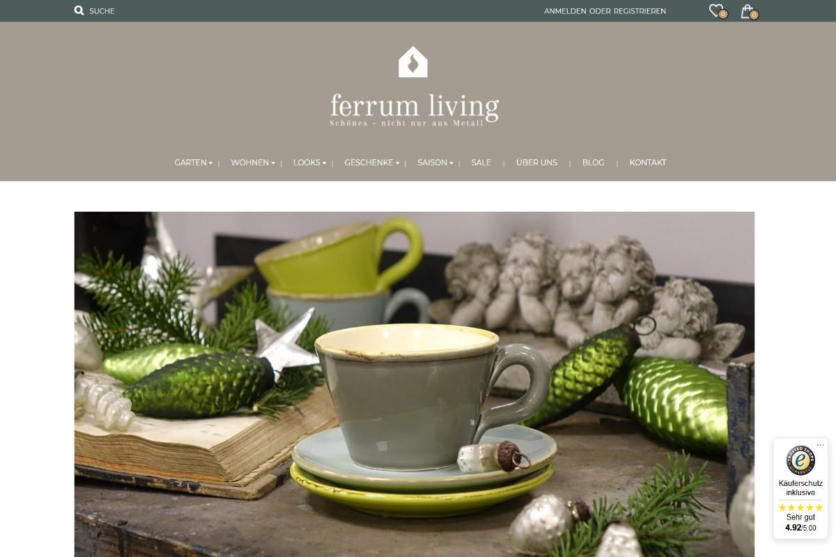 Ferrum Living, Burgau