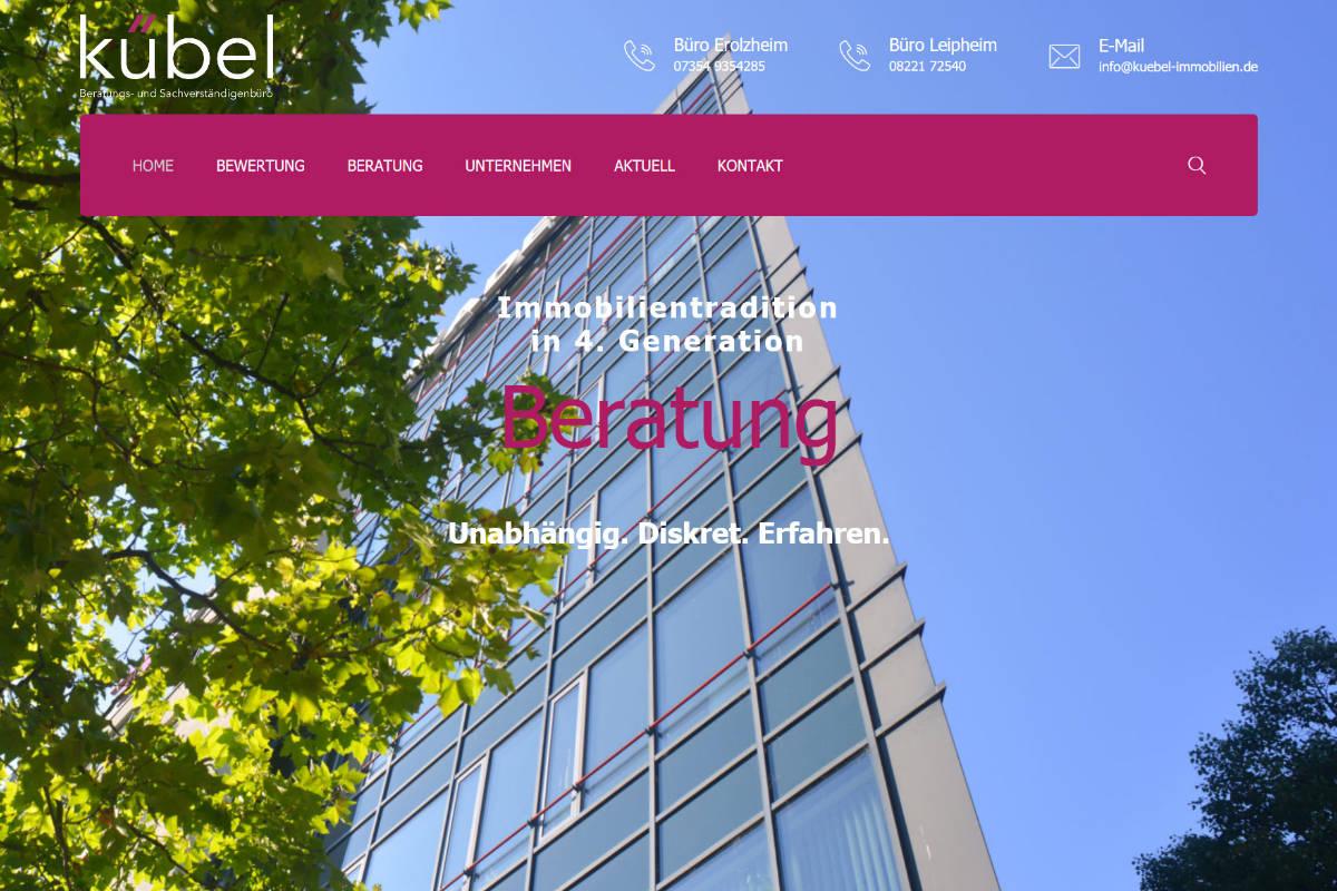 Kübel Beratungs- und Sachverständigenbüro, Leipheim