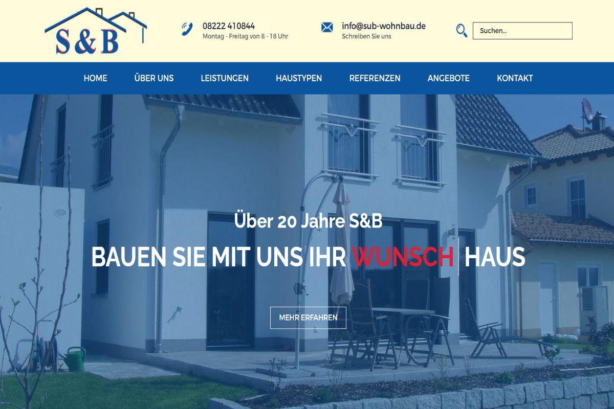 S&B Wohn- und Gewerbebau Immobilien GmbH, Burgau