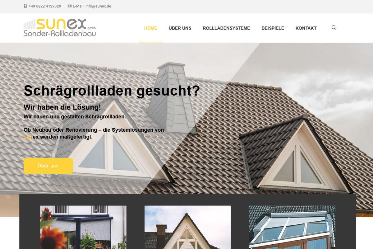 SunEx GmbH Sonnenschutz-Systeme, Burgau