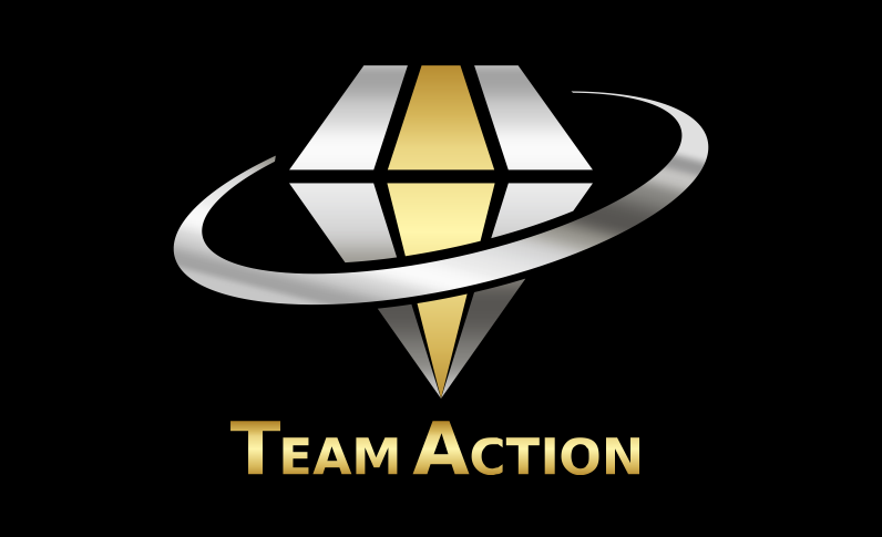 "Logo-Design für ""Team Action"" in 2018"