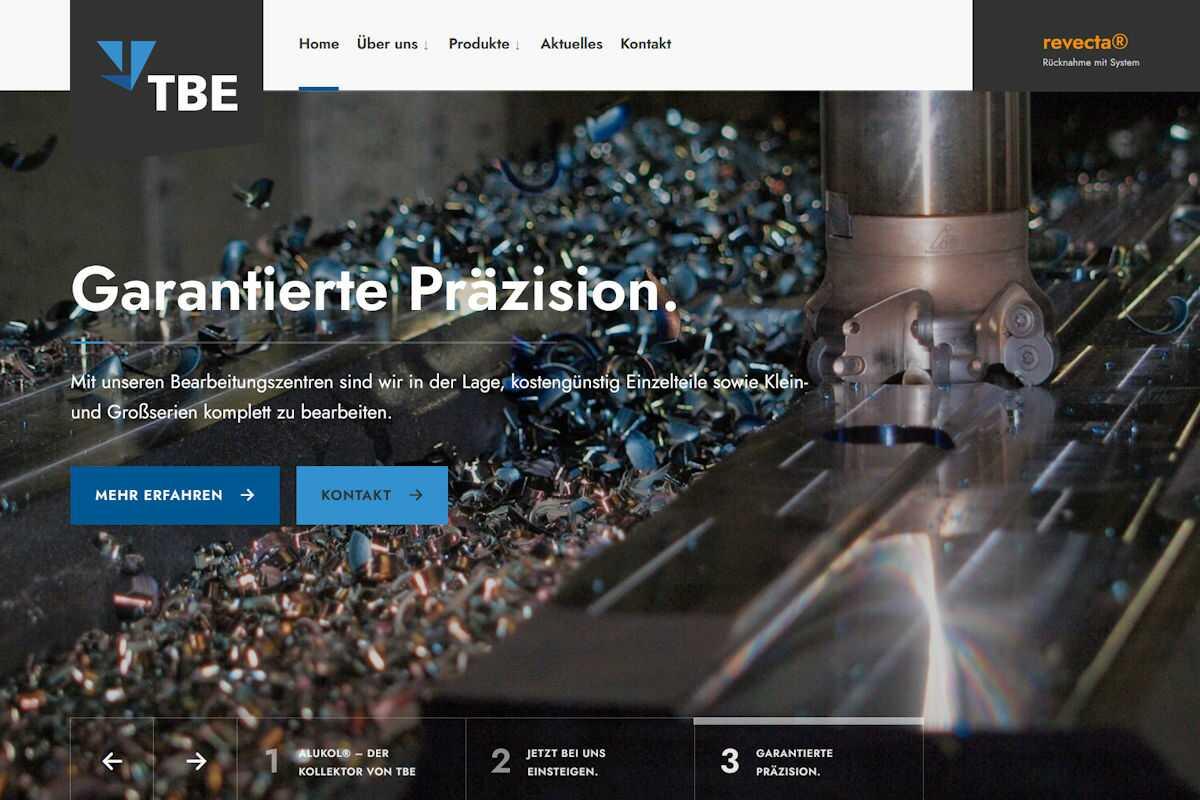 TBE – Technische Bauteile Eberle GmbH, Ellzee
