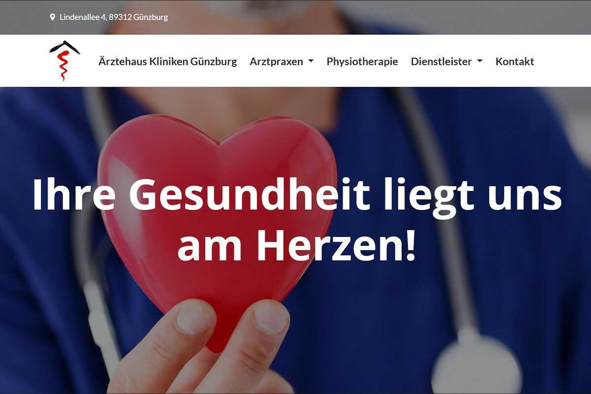 Ärztehaus Kliniken Günzburg
